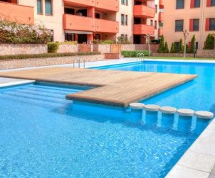 Flat   Lloret del Mar 5 persons - comunal pool p2