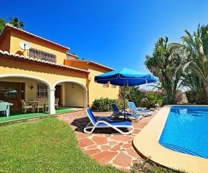 House   Javea 8 persons - private pool p1