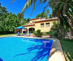House   Javea 8 persons - private pool p2