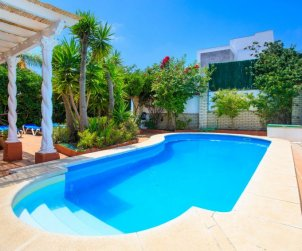 House   Nerja 11 persons - private pool p0
