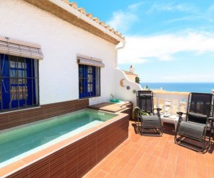 House   Nerja 4 persons - private pool p0