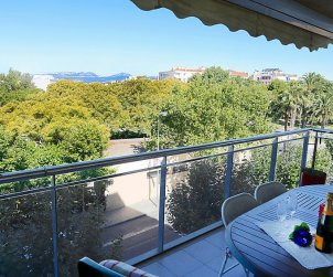 Flat   Cambrils 4 persons - panoramic sea view p0