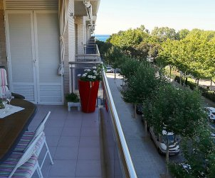 Flat   Cambrils 4 persons - panoramic sea view p1