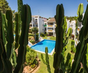 Flat   Mijas 6 persons - comunal pool p1