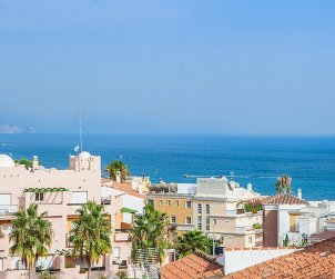 Flat   Nerja 3 persons - panoramic to the sea p1