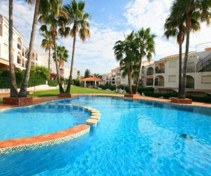 Flat   Peniscola 6 persons - comunal pool and parking p2