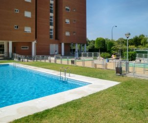 Flat   Alicante 7 persons - comunal pool p0