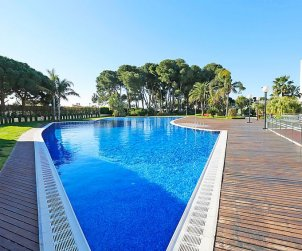 Flat   Cambrils 6 persons - comunal pool p0