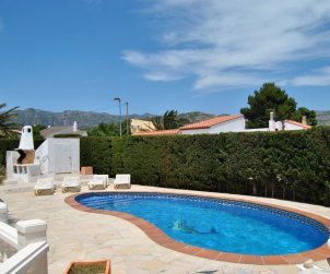 House   Ametlla de Mar 8 persons - private pool and near sea p2