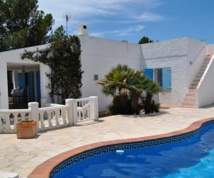 House   Ametlla de Mar 8 persons - private pool and near sea p0