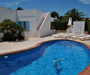 House   Ametlla de Mar 8 persons - private pool and near sea p1