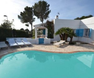 House   Ametlla de Mar 9 persons - private pool protected and near sea p0