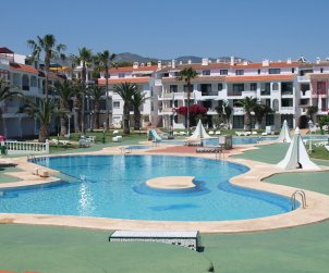 Flat   Alcoceber 4 persons - comunal pool and near sea p0