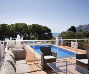 House   Calpe 7 persons - private pool, sea view and air conditioning p1