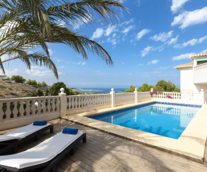 House   Denia 10 persons - private pool p0