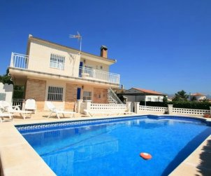 House   Ametlla de Mar 10 persons - private pool closed p0