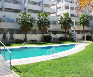 Flat   Denia 6 persons - comunal pool p0