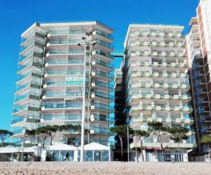Flat   Platja d'Aro 4 persons - panoramic to the sea p1