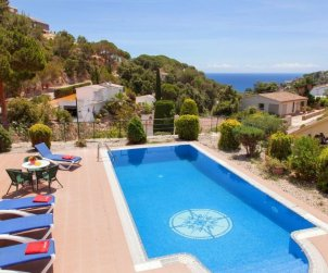 House   Tossa de Mar 8 persons - private pool p0