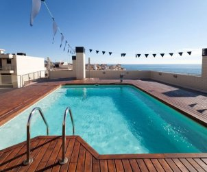 Flat   Ametlla de Mar 7 persons - comunal pool p0