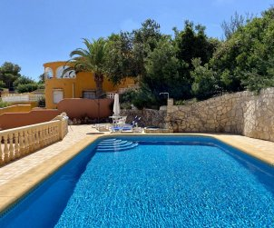 House   Benitachell 4 persons - private pool and sea view p1