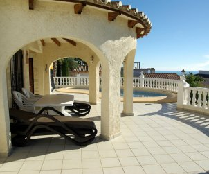 House   Benitachell 4 persons - private pool, sea view and internet p2