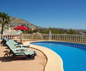 House   Benitachell 6 persons - private pool, sea view and air conditioning p2