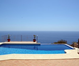 House   Benitachell 8 persons - private pool and beautiful sea view p1