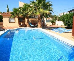 House   Ametlla de Mar 12 persons - private pool p1
