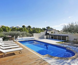 House   L'Ampolla 8 persons - private pool p1