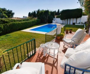 House   Benalmadena 9 persons - private pool p2
