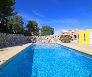 House   Calpe - for 5 persons with private pool and air conditioning p1