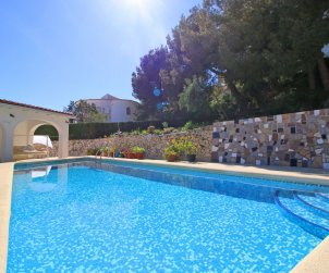 House   Calpe - for 5 persons with private pool and air conditioning p2