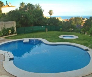 Flat   Fuengirola 4 persons - comunal pool p2