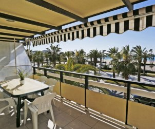 Flat   Salou 4 persons - panoramic to the sea p0