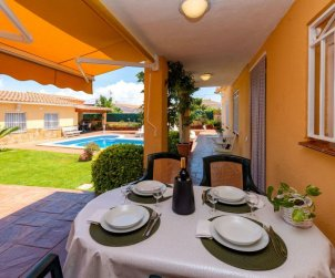 House   El Vendrell 4 persons - private pool p1