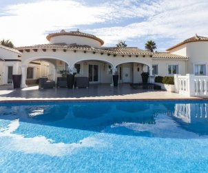 House   Denia 8 persons - private pool p0