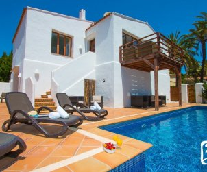 House   Calpe 8 persons - private pool, air conditioning y cerca del mar p1