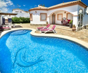 House   Denia 7 persons - private pool p0