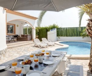 House   Denia 7 persons - private pool p2