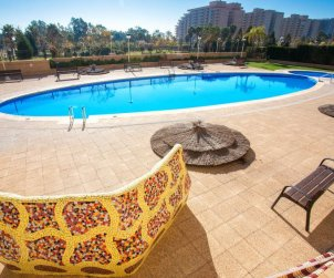 House   Oropesa del Mar 6 persons - comunal pool p0