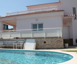House   Segur de Calafell 8 persons - private pool p0