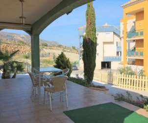 House   Benidorm 6 persons - private pool p2