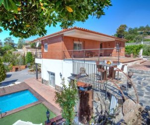 House   Lloret del Mar 12 persons - private pool p1
