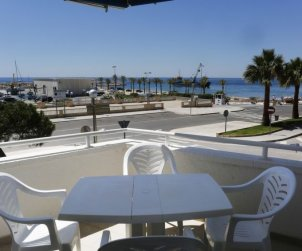 Flat   Miami Platja 8 persons - panoramic to the sea p0