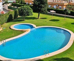 Flat   Javea 4 persons - comunal pool p2