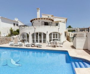 House   Denia 9 persons - private pool p0