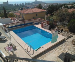 House   Peniscola 6 persons - private pool p2