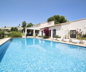House   Benissa 8 persons - private pool p0