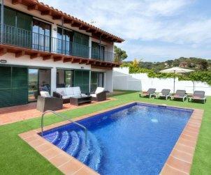 House   Lloret del Mar 8 persons - private pool p1